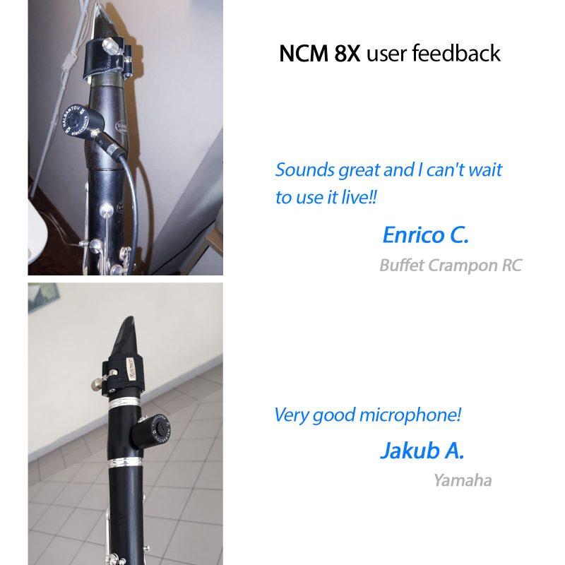 8x feedback 3